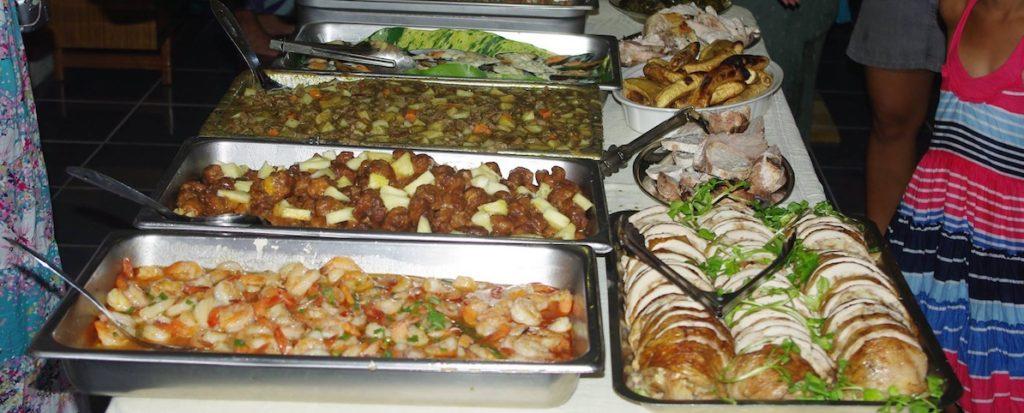 Samoan Feast